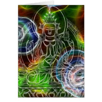 Chenrezig Energy Card