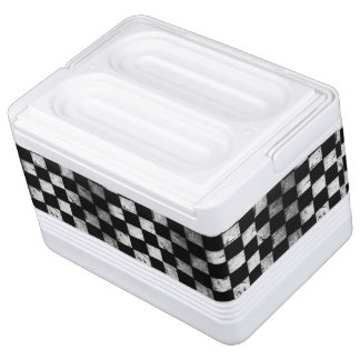 Chequered Flag Cooler