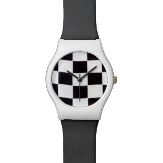 Chequered Flag Watch