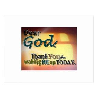 Cher Dieu Cartes Postales