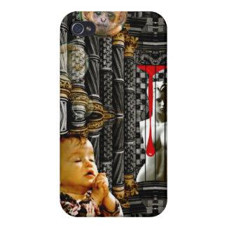 Cher Dieu, j'ai besoin vraiment d'un singe de bébé Coque iPhone 4