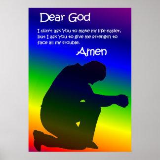 Cher Dieu Poster