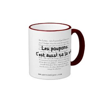 Cher Docteur… Mug Ringer