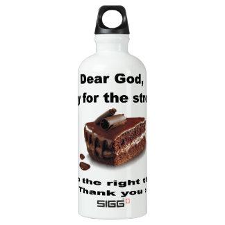 Chère bouteille de liberté de Dieu