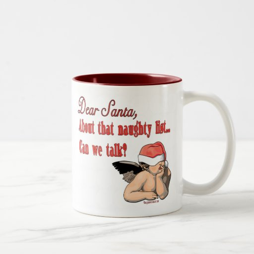 Chères tasses de série de Père Noël