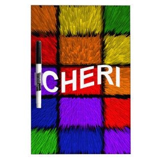 CHERI Dry-Erase BOARD