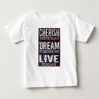 Cherish Life Baby T-Shirt