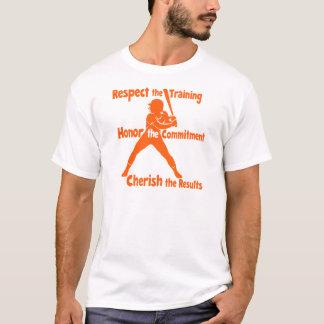 CHERISH SOFTBALL T-Shirt