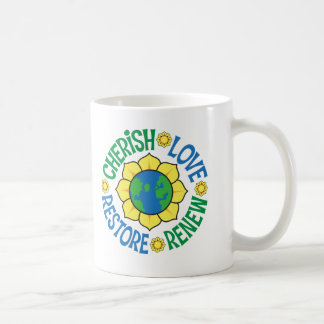 Cherish the Earth Coffee Mug
