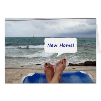 "CHERISHED MEMORIES IN YOUR ""NEW HOME"" CARD"