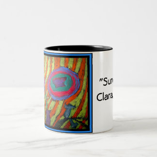 Cherney, clara Two-Tone coffee mug