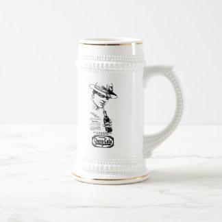Chero-Cola World War I Soldier Ad Mug
