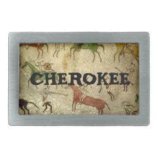 Cherokee Belt Buckles