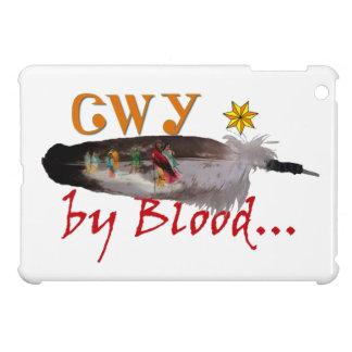 Cherokee by Blood iPad Mini Case