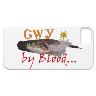 Cherokee by Blood iPhone 5 Case