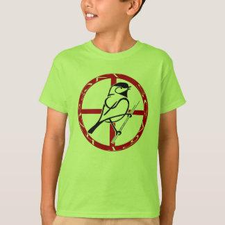 Cherokee Chickadee always tells truth - kid's t T-Shirt
