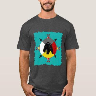 Cherokee Four Directions Bear T-Shirt