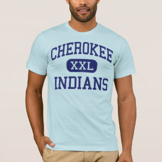 Cherokee - Indians - High - Cherokee Alabama T-Shirt