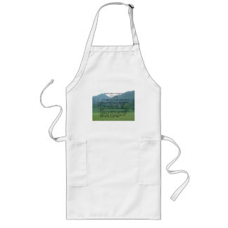 Cherokee Lord's Prayer at Wolf Fork Valley Long Apron
