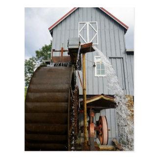 Cherokee Mill Postcard
