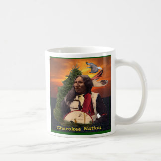 Cherokee Nation Coffee Mug