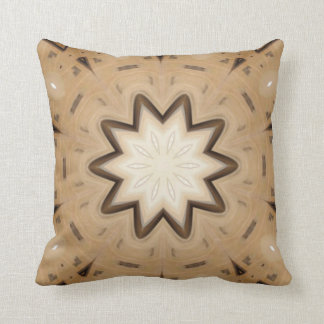 Cherokee Nation. Throw Pillow