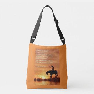 Cherokee prayer bag