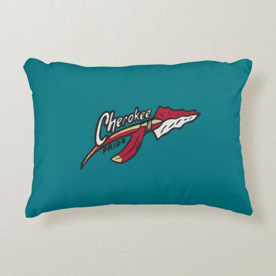 Cherokee Pride Accent Pillow