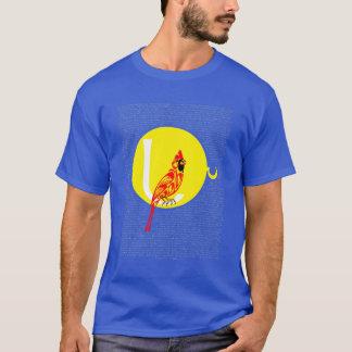 Cherokee Redbird - the Daughter of the Sun T-Shirt