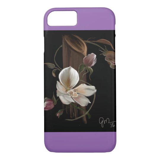 Cherokee Rose iPhone 7 Case