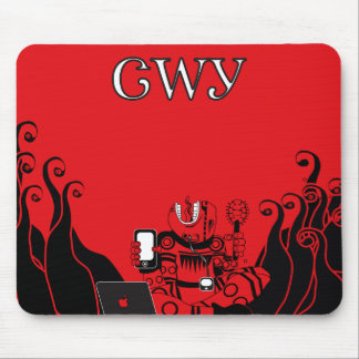 Cherokee Sings Technology Mouse Pad