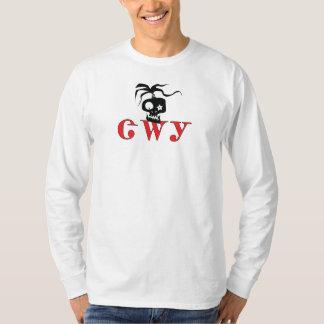 Cherokee skull T-Shirt