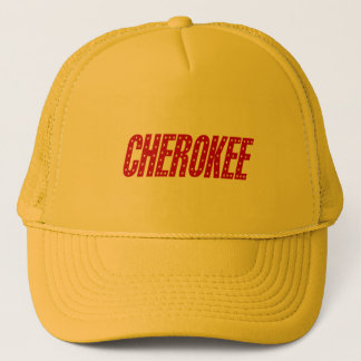 Cherokee Star Hat
