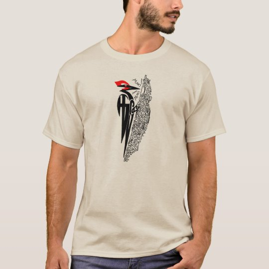 Cherokee Woodpecker - Dala T-Shirt