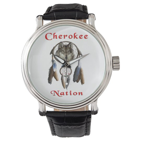 cherokeenation wristwatches