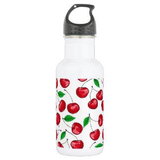 Cherries 532 Ml Water Bottle