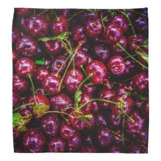 Cherries Bandannas