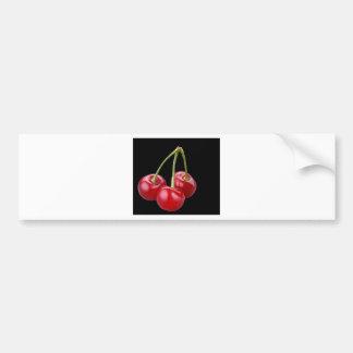 """""""Cherries"""" Bumper Sticker"""