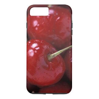 Cherries cherry fruit food snacks iPhone 7 plus case