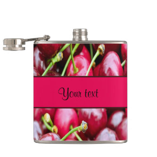 Cherries Flasks
