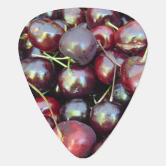 Cherries Guitar Pick