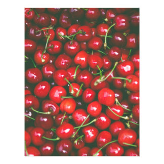 Cherries... Letterhead