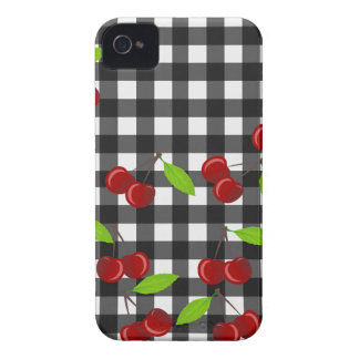 Cherries pattern iPhone 4 Case-Mate case