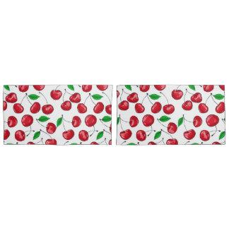 Cherries Pillowcase