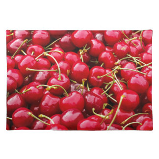 Cherries Placemat