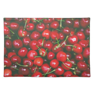 Cherries... Placemat