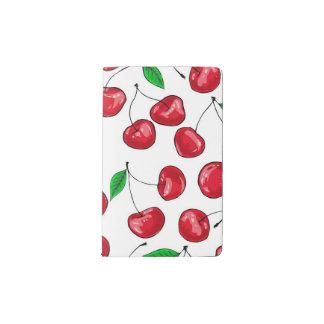 Cherries Pocket Moleskine Notebook