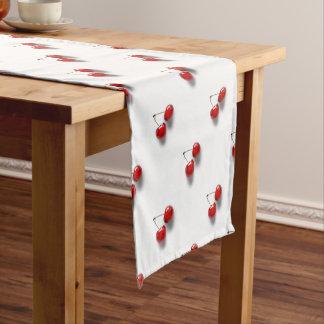 Cherries Short Table Runner