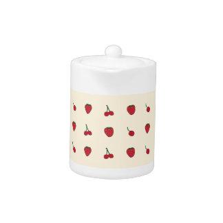 Cherries & Strawberries Pattern