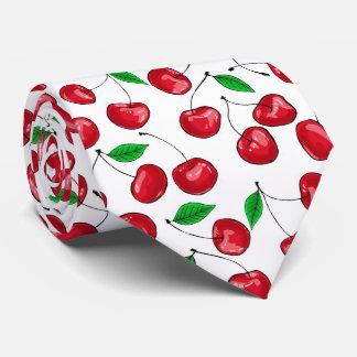 Cherries Tie